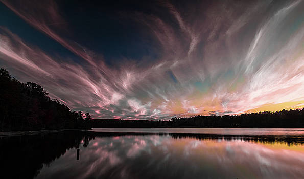 Colorful Sunset by Mike Dunn