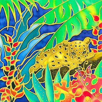 Colorful tropics 4 by Hisayo Ohta