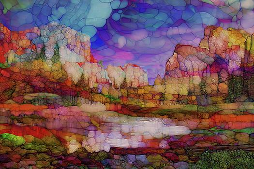 Colorful Vista by Jack Zulli