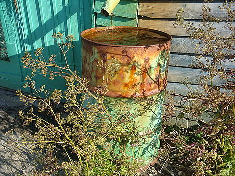 Cathy MONNIER - colorful watertank