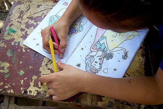 Johana - Coloring Book