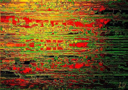 Colorisentences by Helmut Rottler