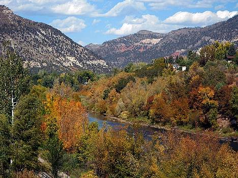 Colors Fall on Durango by Beyond The Destination