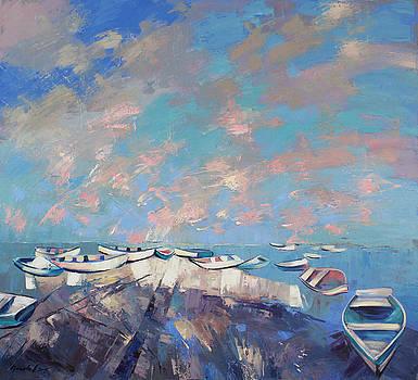Anastasija Kraineva - Colors Flamingo