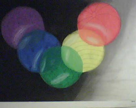 Colors by Michael Jenkins