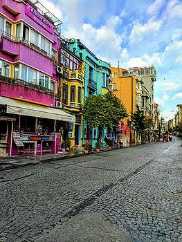 Colors of Istanbul by Ty Agha