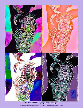 Colors of Life by Inga Vereshchagina