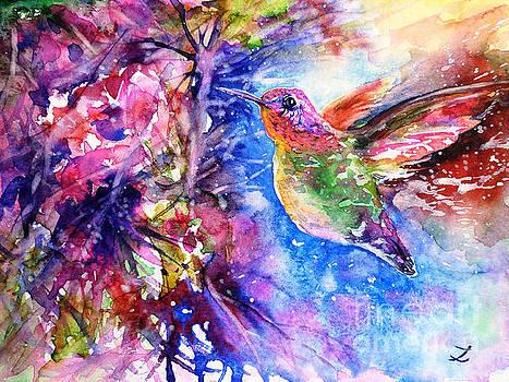 Zaira Dzhaubaeva - Colors of Life