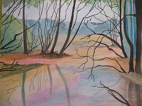 Colors of Nature by Ram Reddy Sudi Reddy