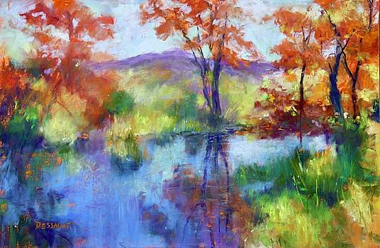 Colors of New Hampshire by Linda Dessaint