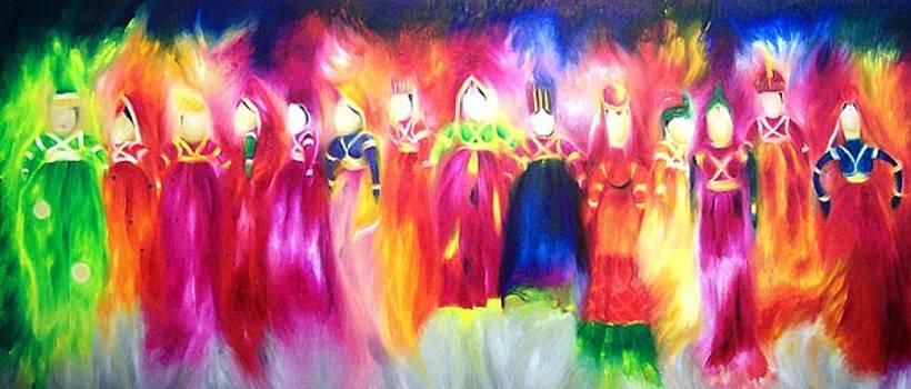 Colors of Rajasthan by Kavita Joshi