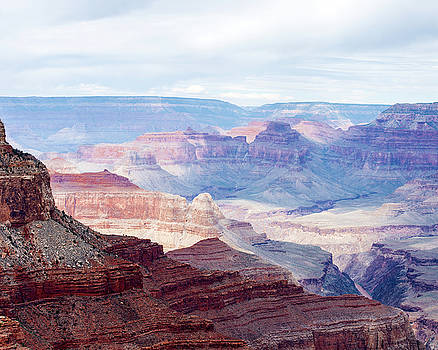 Colors of the Canyon by Ron McGinnis