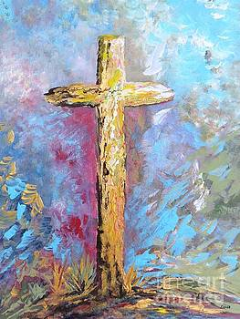 Colors of the Cross by Eloise Schneider