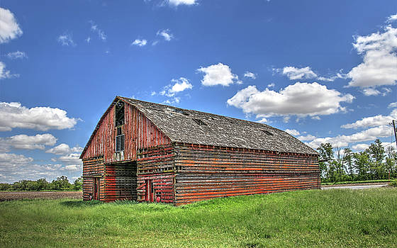 Colors of the Rural Midwest by J Laughlin