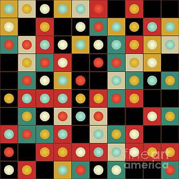 Colors on black by Gaspar Avila