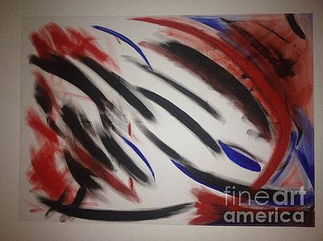 Abstract Colors by Sheila Mcdonald