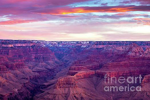 Grand Canyon Sunrise by Tina Hailey