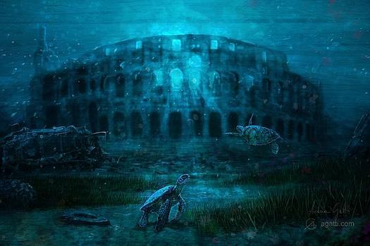 Andrea Gatti - Underwater Colosseum