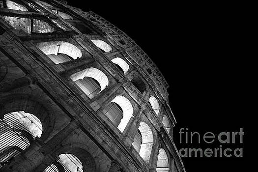 Colosseum by Night - Roma - Italy by Stefano Senise