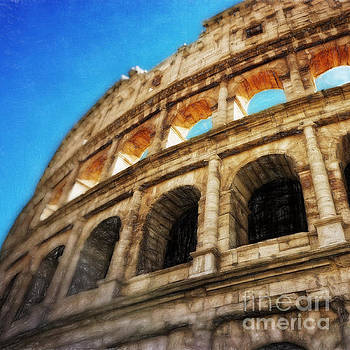 Colosseum II by HD Connelly
