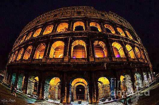 Julian Starks - Colosseum
