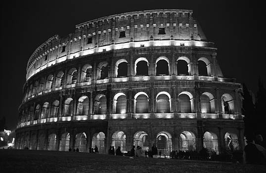 Colosseum by Kathy Schumann