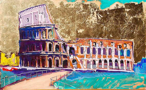 Colosseum by Kurt Hausmann