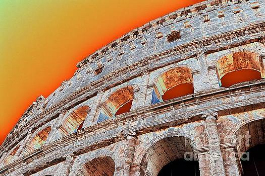 Colosseum by Mats Bjoerklund