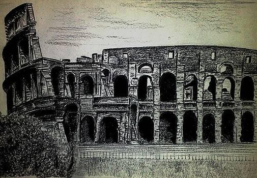 Colosseum by Sarah Khalid Khan