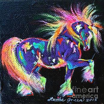 Colour Dance Cob by Louise Green