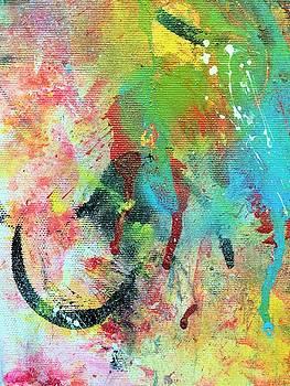Colour Fusion by Ali Al Yaaqubi