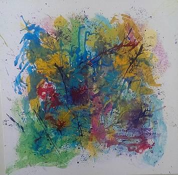 Colour Fusion by Judi Goodwin