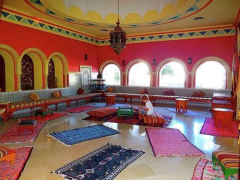 Colourful Lobby by Exploramum Exploramum
