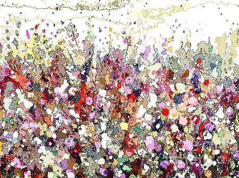 Colourful Meadow IV by Tracy-Ann Marrison