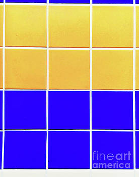 Colourful tiles background by Tom Gowanlock