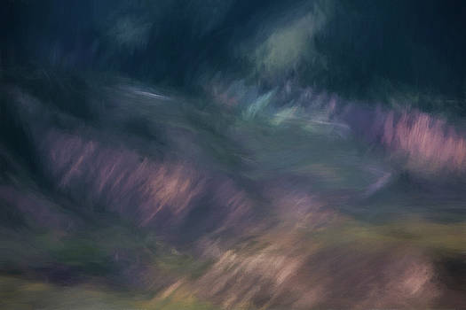 Colours of Farwell Canyon 1 by Phil Dyer