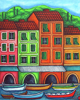 Colours of Liguria by Lisa  Lorenz