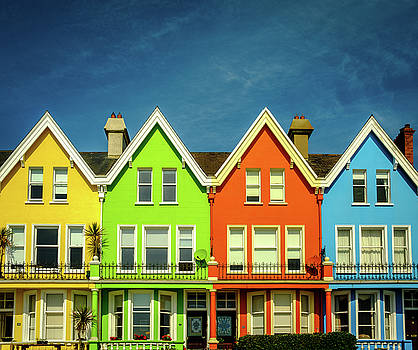 Colours Of Whitehead by Alan Campbell