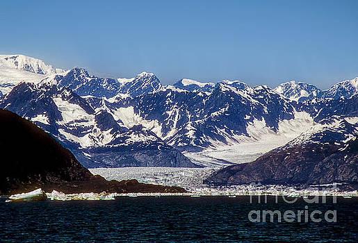 Bob Phillips - Columbia Glacier Six