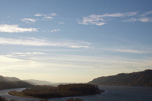 Columbia Island by Dylan Punke