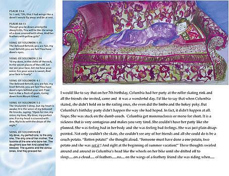 Anne Cameron Cutri - Columbia LIttle Dove page 2