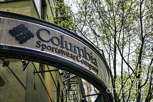 Chuck Kuhn - Columbia Sportswear Company