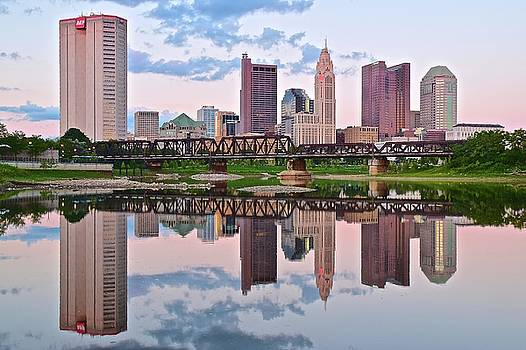 Columbus 2017 by Frozen in Time Fine Art Photography