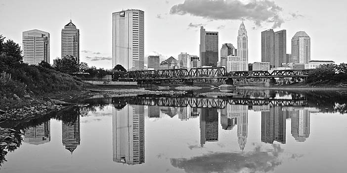 Columbus Long View 2017 by Frozen in Time Fine Art Photography