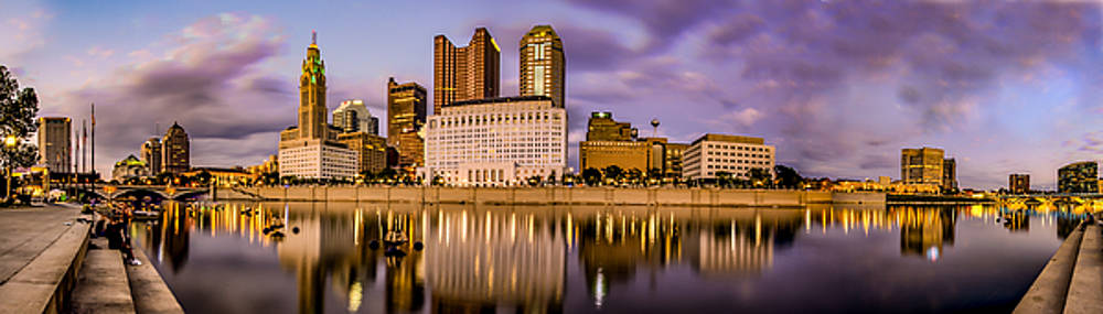 Columbus Pano by David Rigg