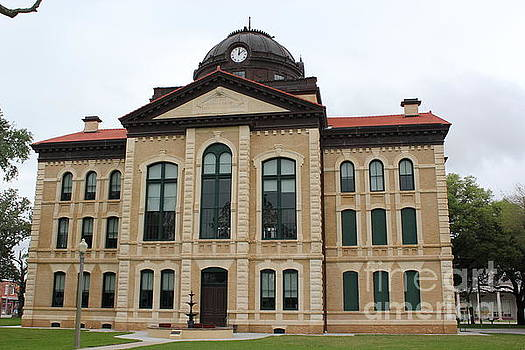 Columbus Texas Courthouse by Rod Andress