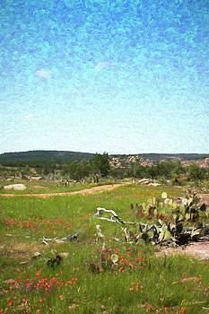 Comanche Pathway  5459 by Fritz Ozuna