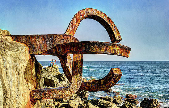 Weston Westmoreland - Comb of the Wind by Chillida 01