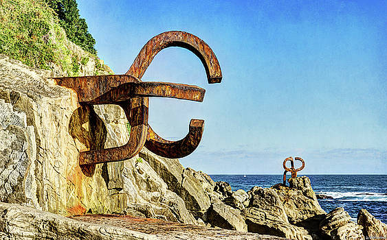 Weston Westmoreland - Comb of the Wind by Chillida 02