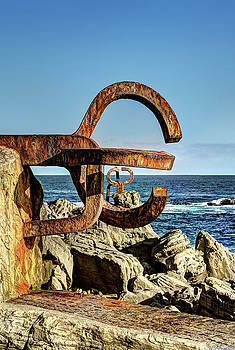 Weston Westmoreland - Comb of the Wind by Chillida 03